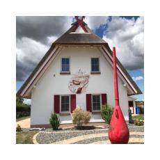 Ferienhaus Boje 1 - Erholung Pur für Herrchen & 4-Beiner, K ...
