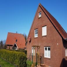 Ostfrieslands schöne Ecke -2 Kilometer bis zur Nordsee