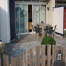 Appartement mit Terrasse, 100m vom Strand  Callantsoog