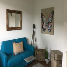 Kleine aber feine 1 Zimmer Appartement mit extra Küche im H ...