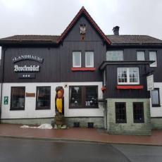 Landhaus Brockenblick Cafe, Pension am grünen Band u. Harze ...