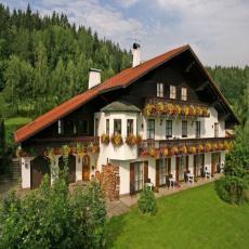 Ruhig gelegene Pension im Bayerischem Wald