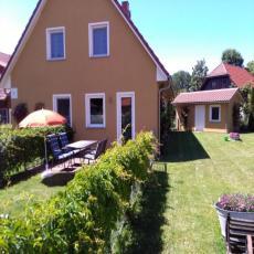 Ferienhaus in Putgarten am Kap Arkona,  eingezäunter Garten ...