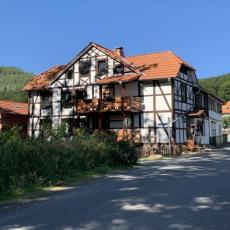 Urlaub im Harz/mit Gartenhütte/direkt am Eingang zum Ilseta ...