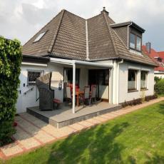 Dat Klimperhus in Büsum, 150qm, eingezäunter Garten, über ...