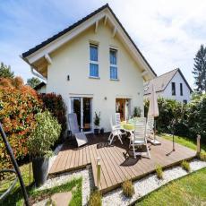 Ferienhaus Winzenburg am Bodensee, eingezäunter Garten, WLA ...