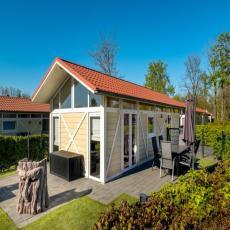 Strandhaus La Mer am Veluwemeer im Droompark Bad Hoophuizen
