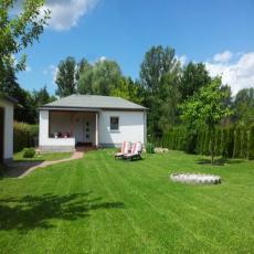 Ferienhaus mit 500qm Garten in Brandenburg an der Havel
